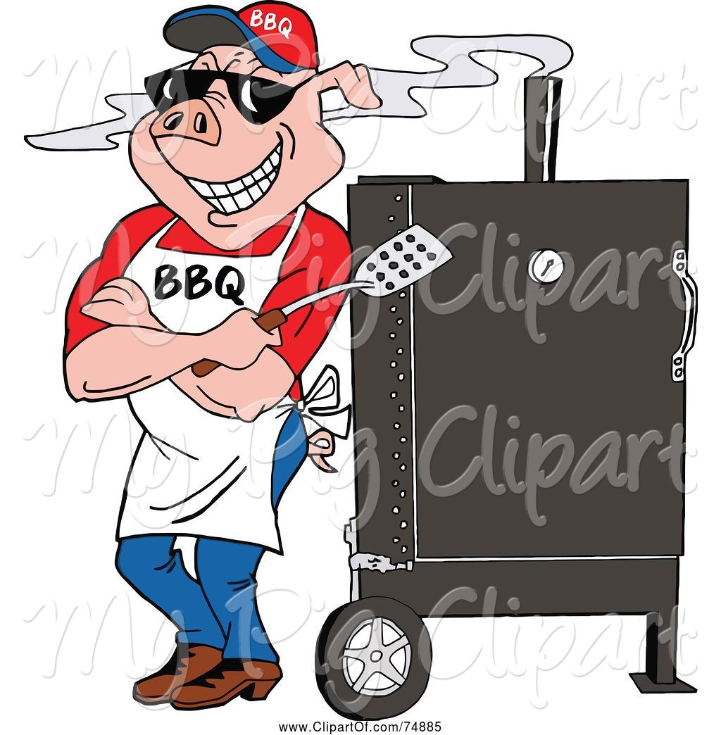 bbq pig clip art free - photo #12