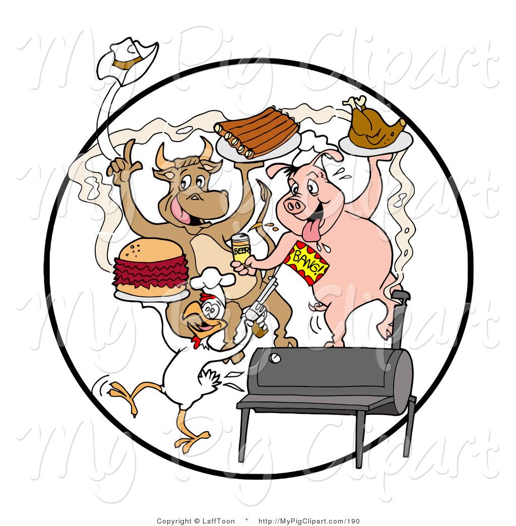 bbq pig clip art free - photo #19
