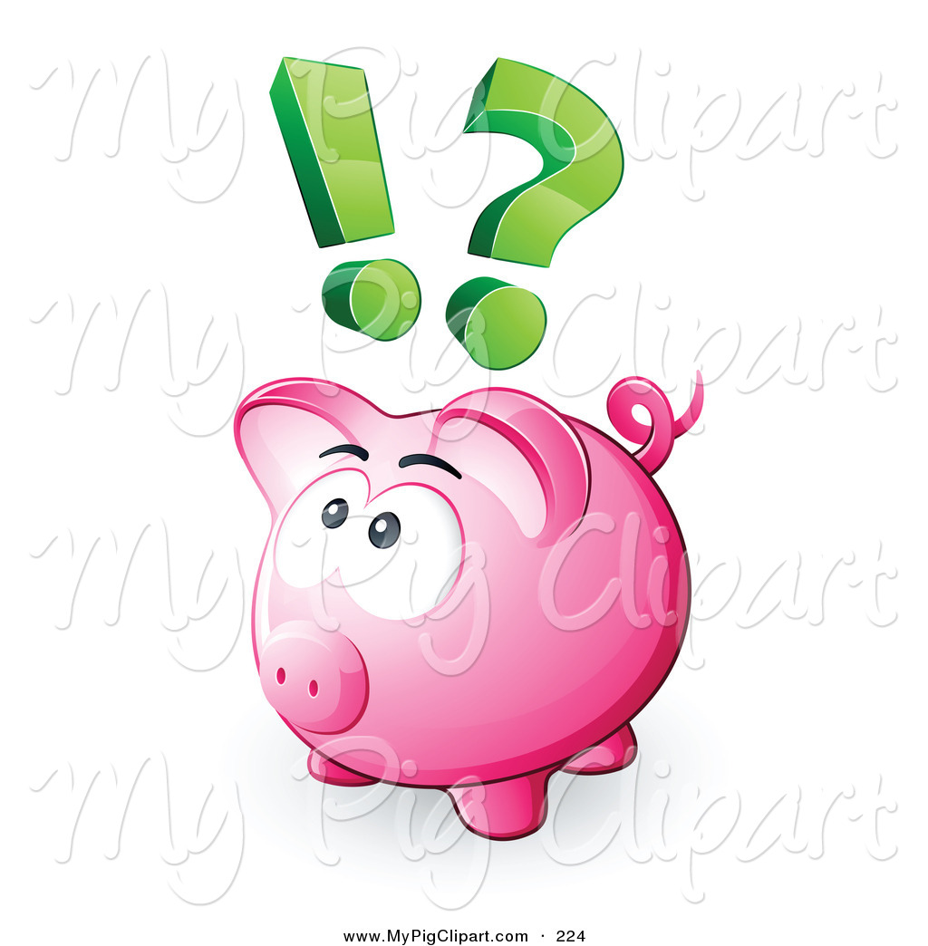 Pink Exclamation Point Clipart Pink Question Mark Cli...