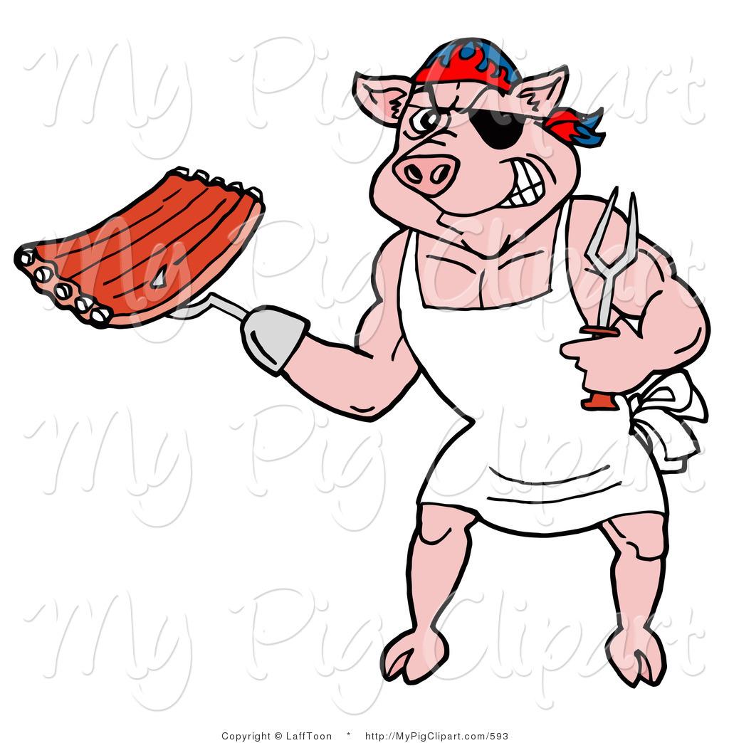 bbq pig clip art free - photo #5