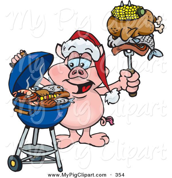 bbq pig clip art free - photo #32